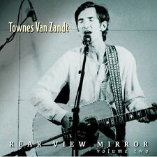 "VG CD ""Rear View Mirror"" Volume 2 Live Townes Van Zandt & Guests 1976 to 1979"