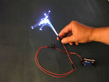 "FIBER OPTIC ""illuminator LIGHTING KIT"" for model RR etc + FREE Bonus! b3"