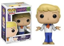 Funko - POP Animation: Scooby Doo - Fred #153