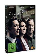 DAS ZEUGENHAUS - SCHULD UND UNSCHULD UNTER EINEM DACH   DVD NEU