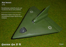 Horten Ho X A      1/72 Bird Models Resinbausatz / resin kit