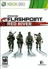 Operation Flashpoint: Red River - Xbox 360, New Xbox 360, Xbox 360 Video Games