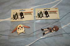 Tsubasa Reservoir Chronicle Anime patches, set of 2 - Syaoran and Mokona
