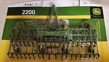 1/64 John Deere 2200 field cultivator