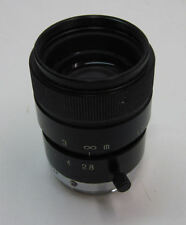 TAMRON 23FM50-L 2/3-INCH 50mm MANUAL IRIS w/LOCK MACHINE VISION LENS