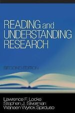 Reading and Understanding Research-ExLibrary