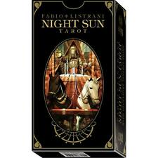 Night Sun Tarot Card Deck by Fabio Listrani!