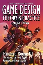 Game Design: Theory and Practice (2nd Edition) (Wordware Game Developer's Libra
