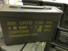 30 CAL MM Ammo Can USGI Fueld Issue GREAT CONDITION