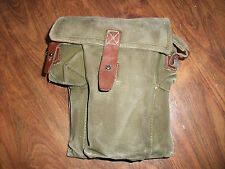 Soviet Era 3-Cell AK Magazine Pouch - Used