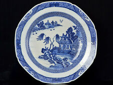 c1670 Chinese Kangxi Blue and White Hand Painted China Dish