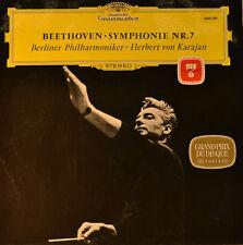 """BEETHOVEN - SYMPHONIE NR. 7 - HERBERT VON KARAJAN   12""""  LP (L251)"""