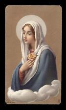 """santino-holy card""""""""ediz. FB*  n.1714 ROSA MISTICA"""