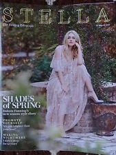 Dakota Fanning Stella Magazine March 2017
