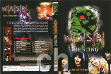 W.A.S.P - Live At The Key Club. L.A.  DVD NEW