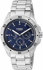 Fossil Men's CH3034 'Sport 54' Multi-Function Stainless Steel Watch