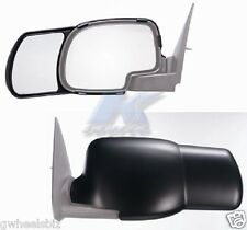 1999-2006, 2007 SILVERADO/ SIERRA CLIP SNAP-ON TOWING SIDE MIRROR EXTENSION