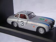 Cararama, Mercedes Benz 300SL,no. 3 rally Mexico Panamericana 1952, 1:43