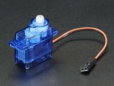 Adafruit DC Motor in Micro Servo Body