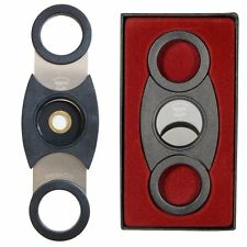 Cuban Crafters - Perfect Black Cigar Cutter - CC26