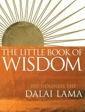 The Little Book of Wisdom by HH The Dalai Lama NEW