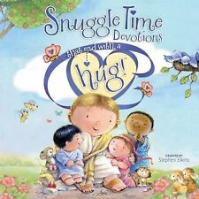 SNUGGLE TIME DEVOTIONS THAT END WITH A HUG! (9781414399485) -  (HARDCOVER) NEW