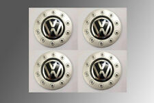 Wheel Center Cap Set of 4 For VW MK4 Golf GTI Montreal Wheel 1J0601149A New