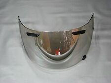 SILVER MIR VISOR FITS ARAI RR5 I-TYPE RX7-GP Chaser-V Axces 2 Helmet