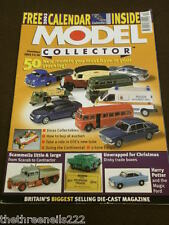 MODEL COLLECTOR - DINKY TRADE BOXES - CHRISTMAS 2002