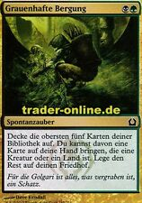 2x Grauenhafte Bergung (Grisly Salvage) Return to Ravnica Magic