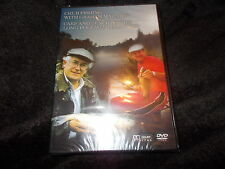 NEW SEALED DVD CHUB FISHING With Graham Marsden CARP & TENCH Long Pole Bob Nudd