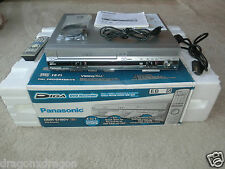 Panasonic DMR-EH80V DVD- /VHS- / HDD-Recorder, 200GB, in OVP, 2J. Garantie