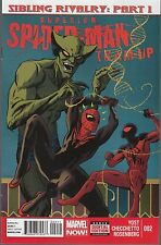 SUPERIOR SPIDER-MAN TEAM-UP #1,3,4,6,7,8,10 - MARVEL COMICS - 2013