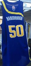 Tyler Hansbrough NBA Indiana Pacers UNC Adidas HWC Vtg Sewn Men L Jersey George