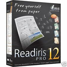 Readiris PRO 12 International Mini Box MAC