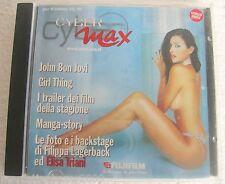 CYBERMAX numero 8 (2000) CD-ROM RIVISTA INTERATTIVA
