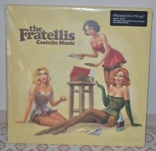 THE FRATELLIS 'Costello Music' Import MOV 180G Black Vinyl NEW w/ insert