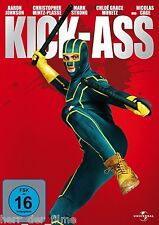 KICK-ASS (Aaron Johnson, Nicolas Cage) NEU+OVP
