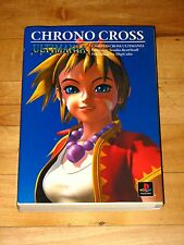 Chrono Cross Ultimania guide & art book Japan US SELLER Chrono Trigger sequel
