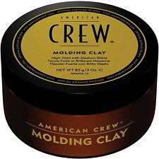 American Crew Molding Clay 85g High Hold and Medium Shine