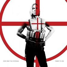 IGGY POP & THE STOOGES - READY TO DIE (CD, 2013, Fat Possum Records)