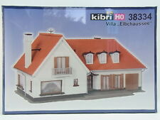 "LOT 11565 | Kibri HO 38334 Villa ""Elbchaussee"" Haus Mansion Bausatz NEU in OVP"