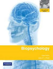 Biopsychology 8e by John P. J. Pinel (IE) 2011 Eighth Edition