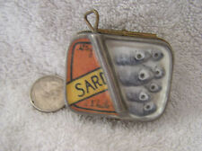 Authentic Limoges Hand Painted Sardine Can.....