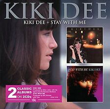 Kiki Dee - Kiki Dee/Stay With Me (2015)  2CD NEW/SEALED  SPEEDYPOST
