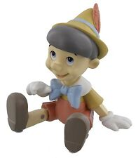 Disney Magical Moments Pinocchio Make A Wish Statuina Ornamento 8cm DI186