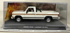 Eon 1/43 Scale - James Bond 007 Dodge Ram Licence To Kill Diecast model car