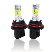GENSSI 9007 100W LED Headlight Bulbs using CREE Chips Low Beam (Pack of 2)