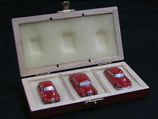 Schuco Piccolo-Set 2000  (JS) Jaguar MKll , Mercedes 300 D, Citroën DS19 (JS)