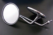 ALBA [1 Set of 2pcs.] Back Mirror for GIORNO HONDA Giorno